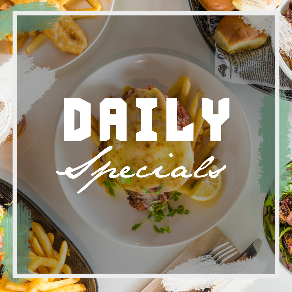 Daily Specials Square
