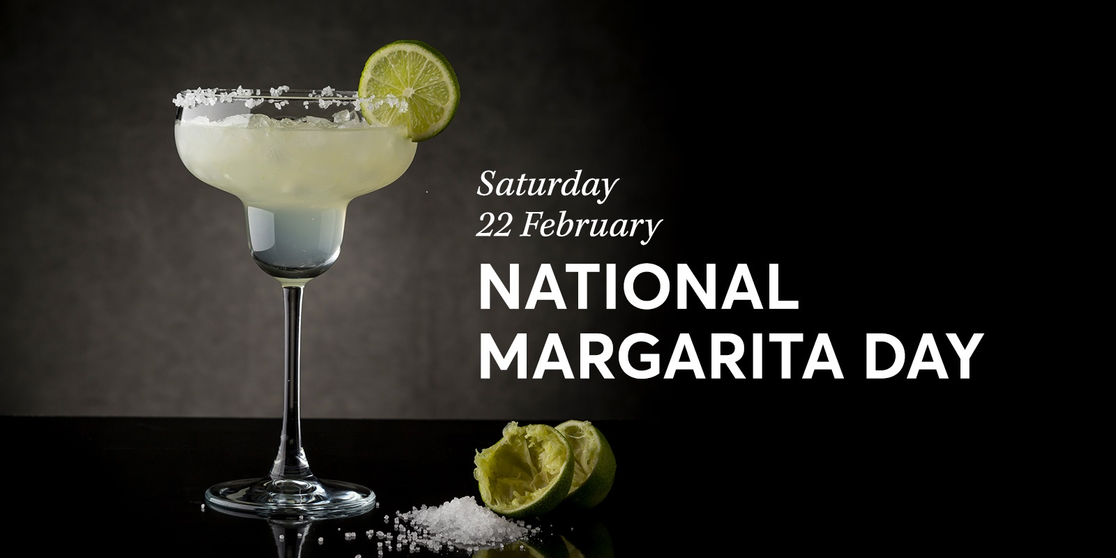 National Margarita Day Rectangle