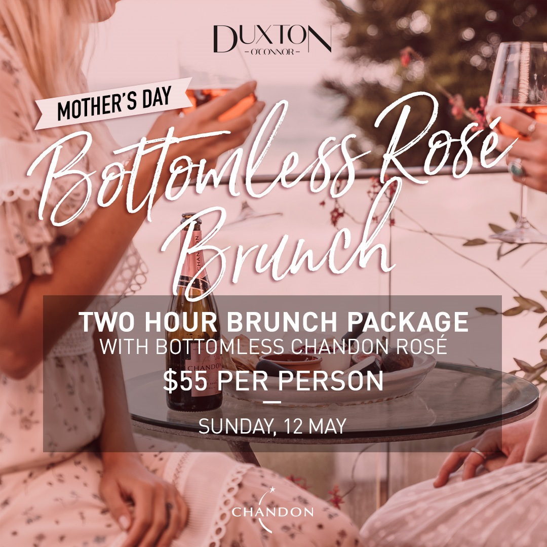 Mothers Day Bottomless Rosé Brunch Square