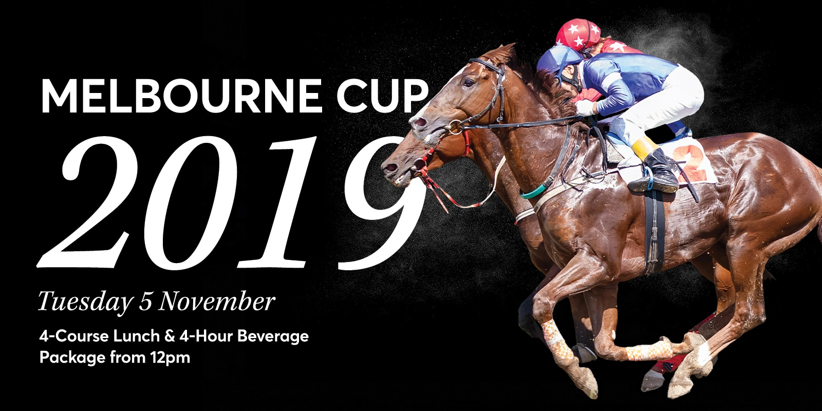 Melbourne Cup 2019 Rectangle
