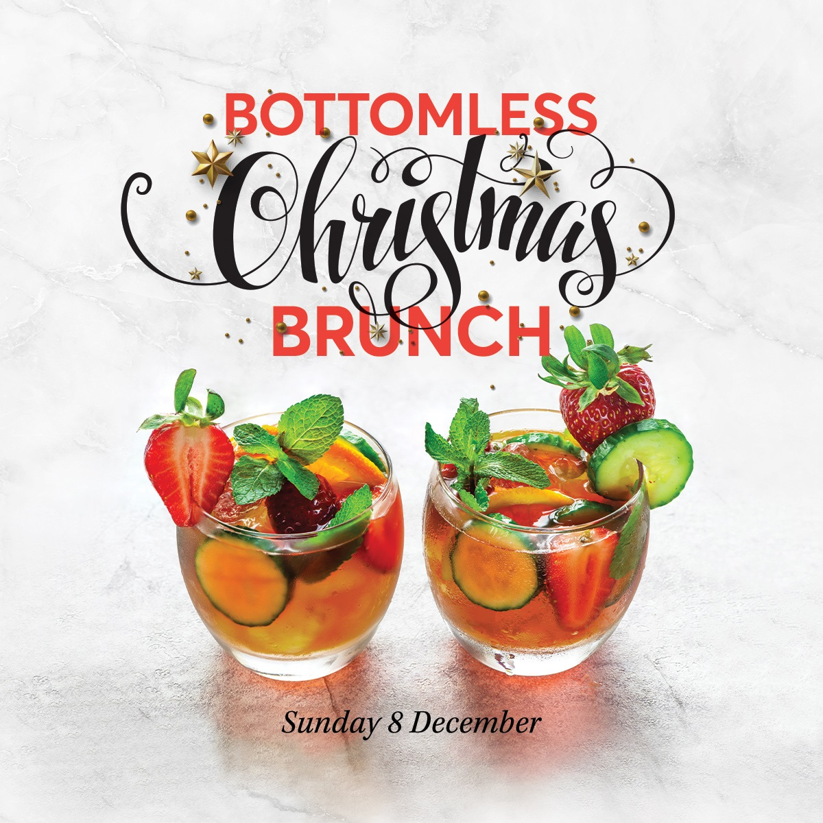 Bottomless Christmas Brunch Square