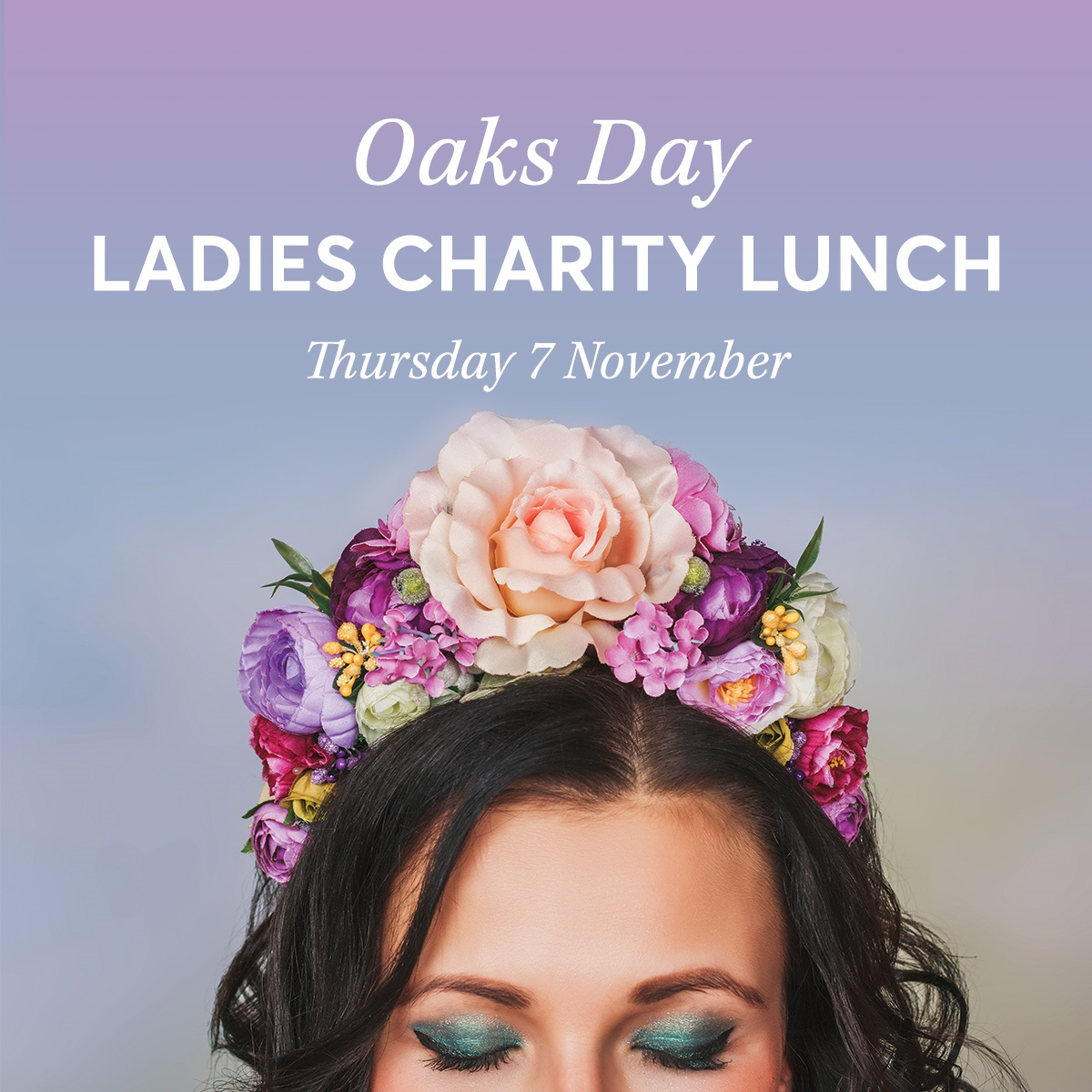 Oaks Day Ladies Charity Lunch Square