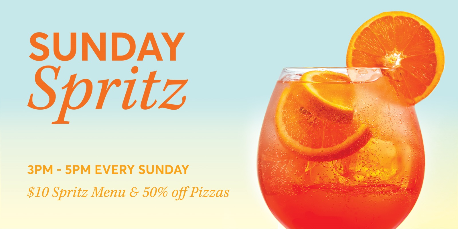 Sunday Spritz Rectangle