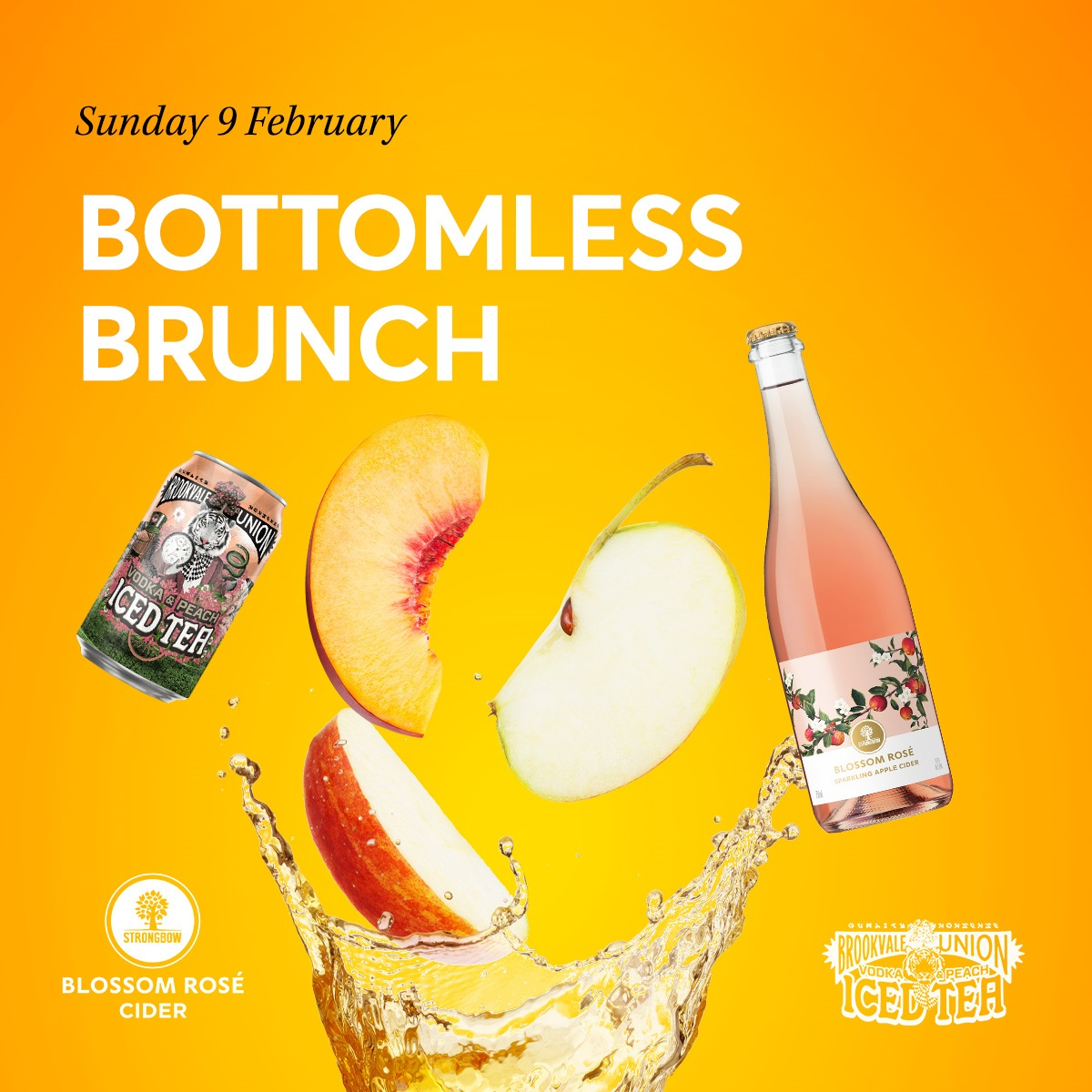 Bottomless Brunch Square