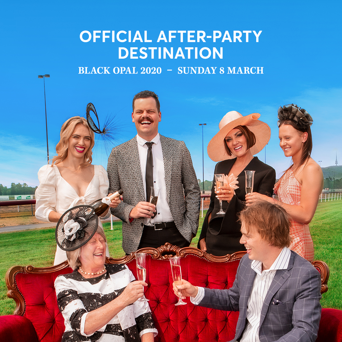 Official Black Opal After-Party Square